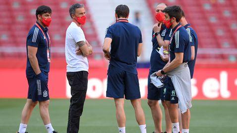 Ситуацията в испанския отбор се подобрява