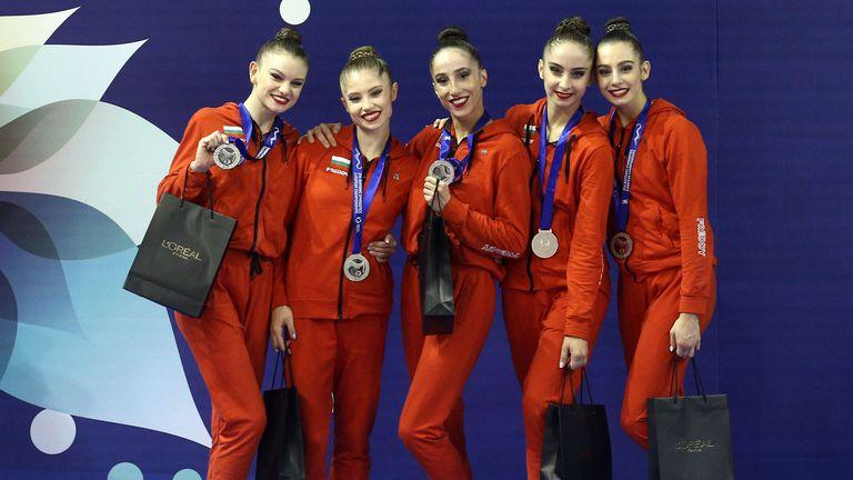 Злато и сребро за ансамбълa ни на Европейското първенство във Варна!