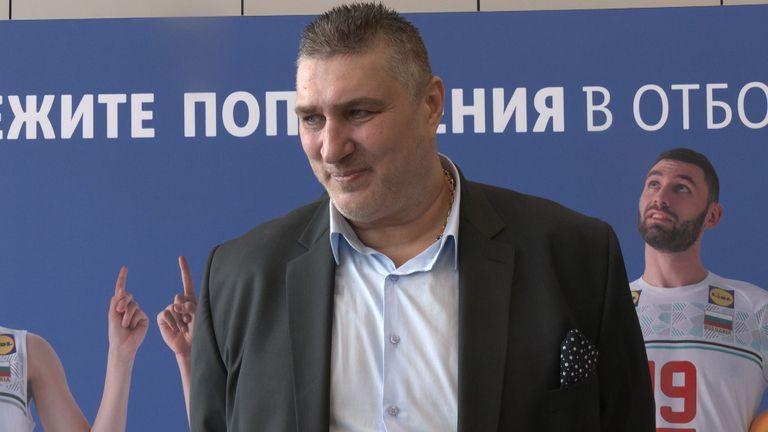 Любо Ганев вижда позитиви от участието на България в Лигата на нациите