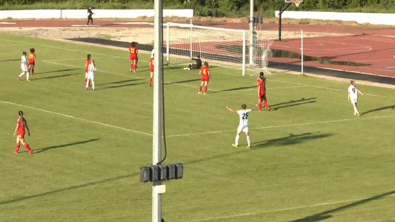 Втори гол на Джалева в мача