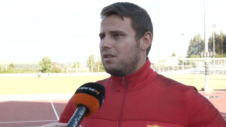Рикардо Велинов: Не искам да се оправдавам за резултата, но в нашия отбор има доста млади момичета, на които още им е рано за големи отговорности