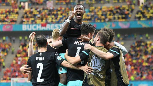 В исторически мач Австрия победи Северна Македония с 3:1