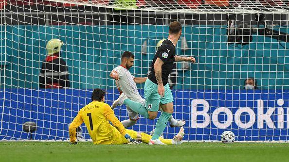 Арнаутович довърши Северна Македония в края на мача