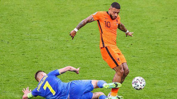 ПП Нидерландия - Украйна 0:0