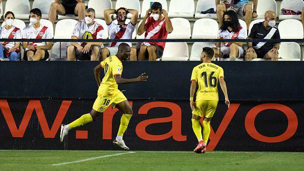 Жирона е на крачка от Ла Лига след 2:1 като гост на Райо в първия плейофен финал