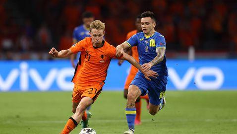 Нидерландия и Украйна сътвориха нещо невиждано на еврофинали