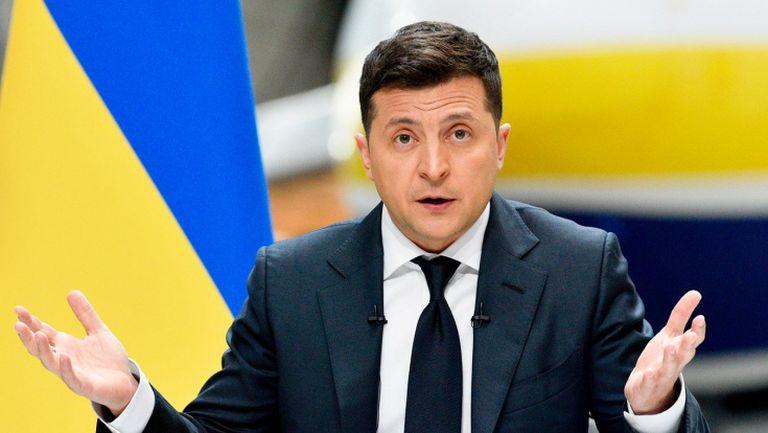 Президентът на Украйна похвали отбора