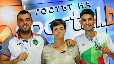 Румяна Нейкова: Когато държавата поиска да има спорт, тогава ще имаме още шампиони 🚣🥇