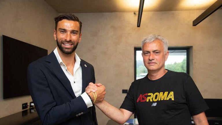 Рома се сдоби с желания вратар