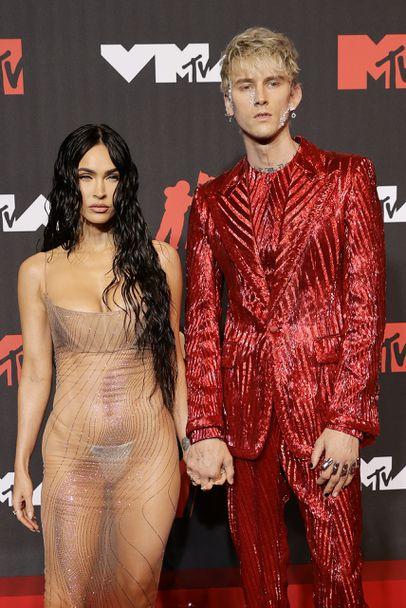 """""""Голата"""" Мегън Фокс събра погледите на наградите на MTV"""