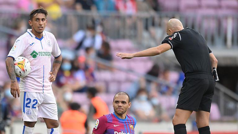 Барселона потвърди за сериозния проблем на Брейтуейт