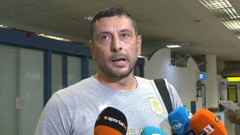 Николай Желязков: Разочаровани сме, голямата цел е класиране на олимпиадата в Париж