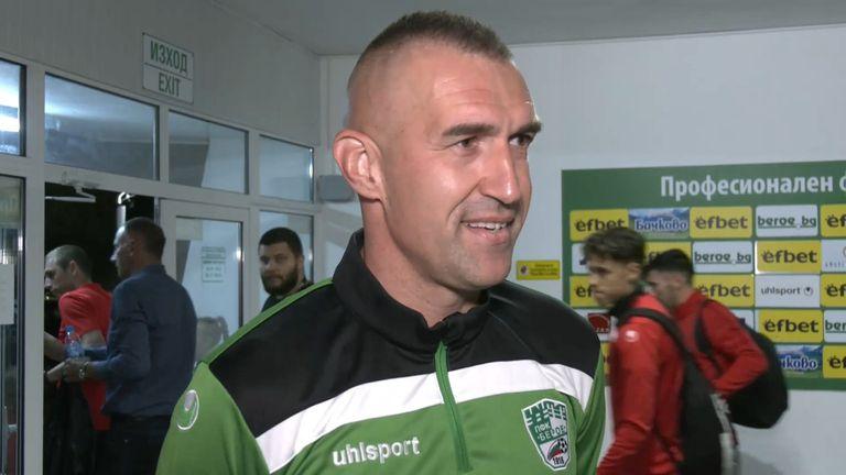 Мартин Камбуров: Благодаря на моите колеги, защото без тях нямаше да стана голмайстор № 1 в историята на България