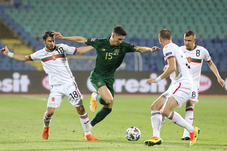 България - Република Ирландия 1:1
