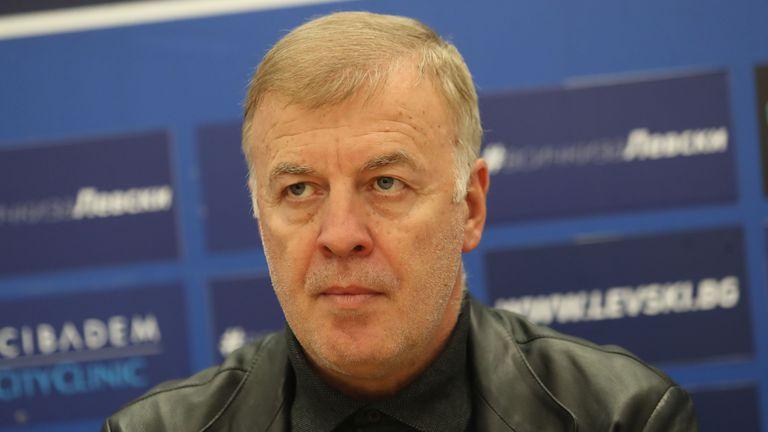 Сираков: Проверяваме документ за над 150 млн. долара, Левски е най-изрядният клуб в България