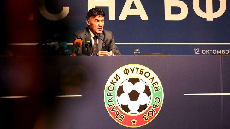 УЕФА обяви изборната победа на Михайлов