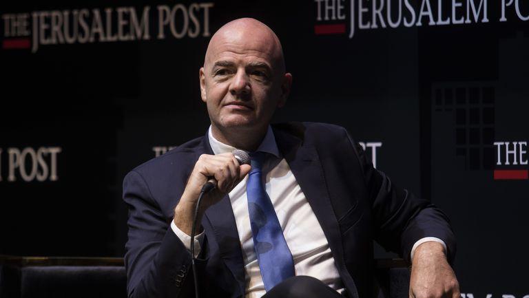 Шефът на ФИФА даде предложение за домакин на Мондиал 2030
