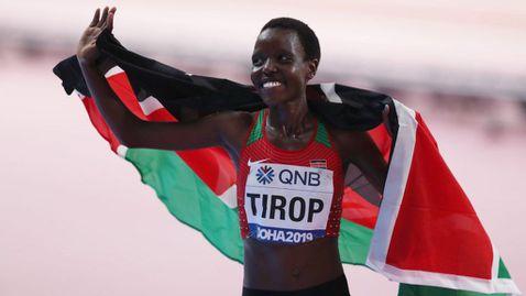 Трагедия! 25-годишна атлетка, медалистка от световни първенства, беше намерена мъртва в дома си