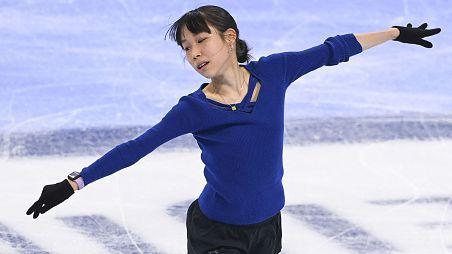 Първи турнир на лед в Китай преди игрите