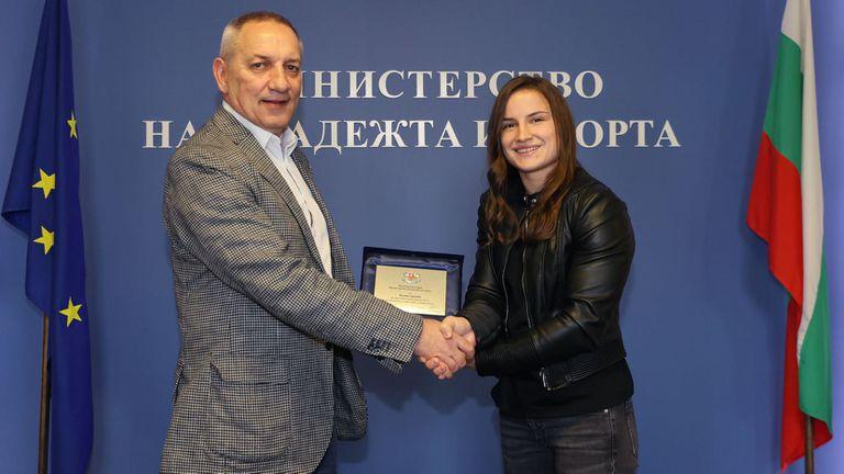 Поредно признание за Биляна Дудова