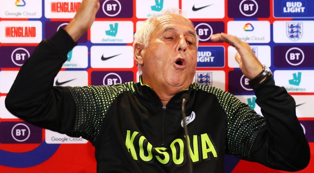 Селекционерът на Косово го отнесе след поредната загуба