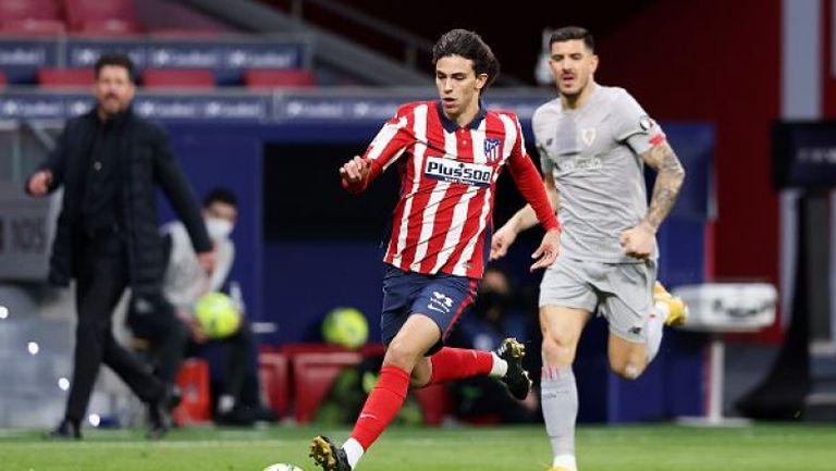 Атлетико Мадрид - Атлетик Билбао 2:1