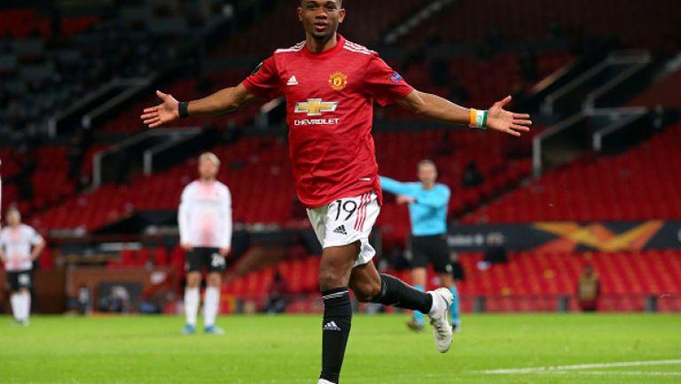 """18-годишният Амад Диало откри сметката за Манчестър Юнайтед срещу """"росонерите"""""""