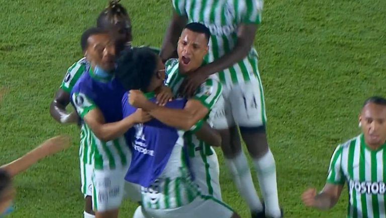 Гуарани - Атлетико Насионал 0:2
