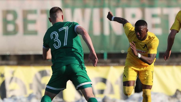 Найджъл Робърта изравни за Левски срещу Ботев (Враца)