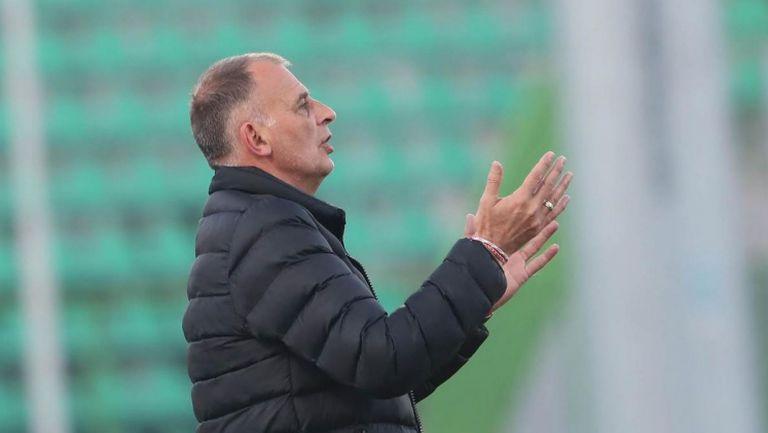 Тони Здравков: Не сме отписали Купата