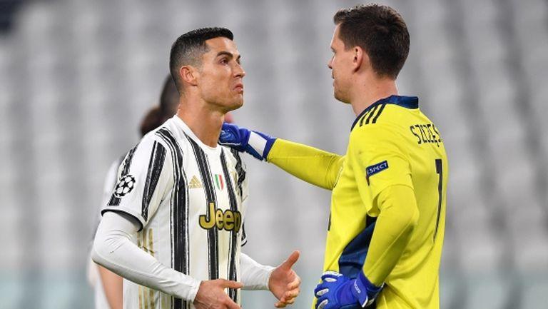 """Капело посочи """"непростима грешка"""" на Роналдо, Мората и Рабио"""