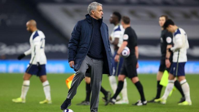 Моуриньо: Ще има промени, но не мисля за Арсенал
