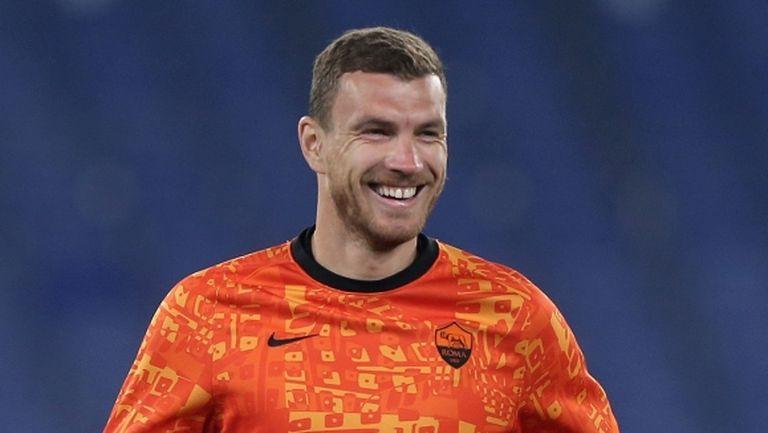 Джеко се завръща за Лига Европа