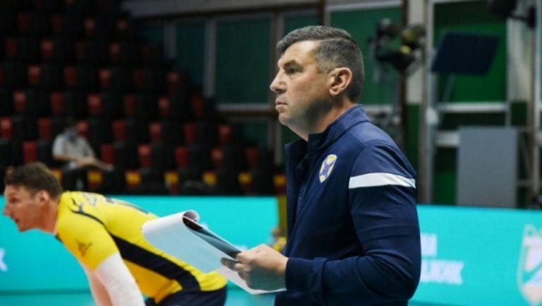 Драган Иванов: Играчите се справиха с тежката ситуация