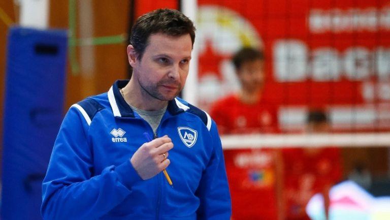 Андрей Жеков: Надявам се да спечелим срещу Хебър (видео)