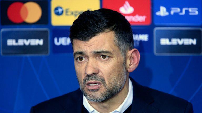 Това ли е най-кратката пресконференция в историята на Шампионската лига? (видео)