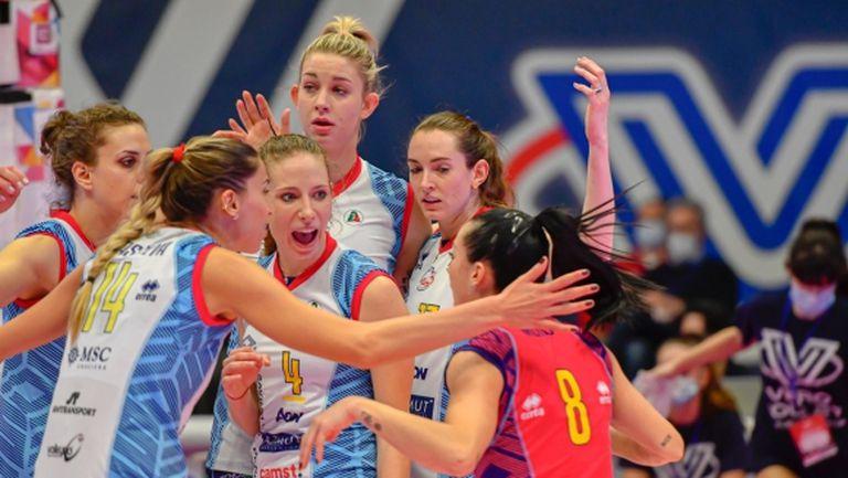 Елица Василева заби 19 точки, но Скандичи отпадна от Монца за Купата на Италия (видео)