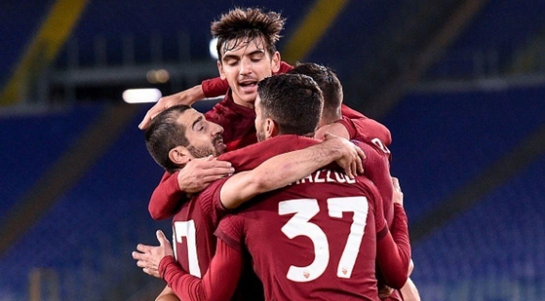 Рома не остави никакъв шанс на Шахтьор (видео)