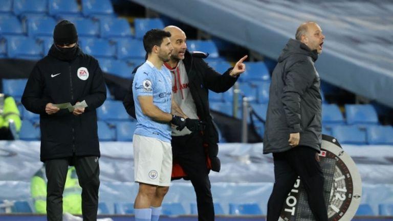 Агуеро е уверен, че напуска Манчестър Сити