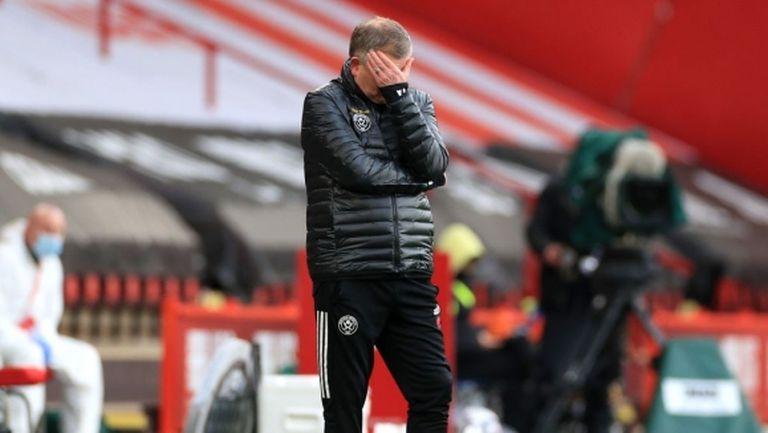 Още един мениджър в Премиър лийг ще загуби работата си днес