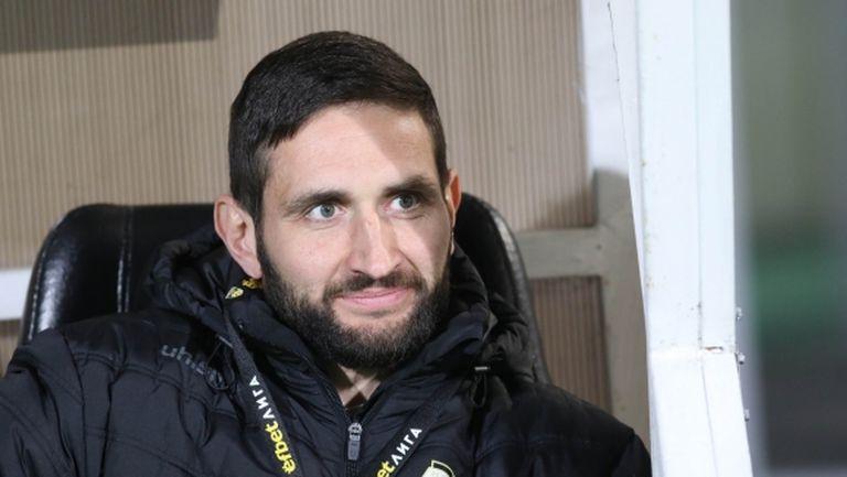 Тунчев: Спечелихме една точка, но заслужавахме три
