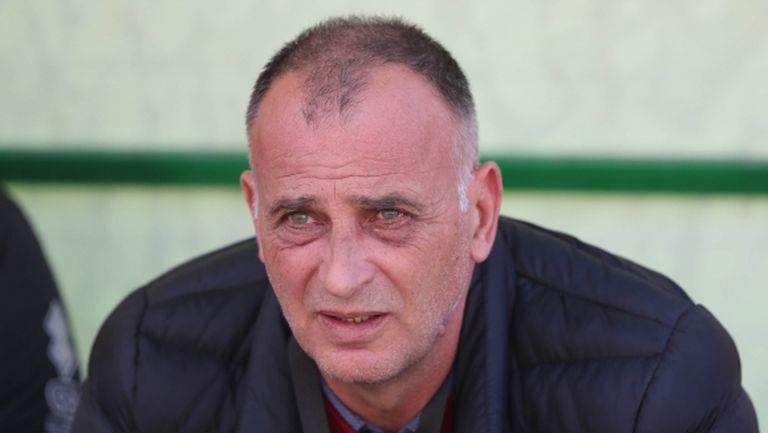 Тони Здравков: Ако бяхме вкарали дузпата, мачът свършваше