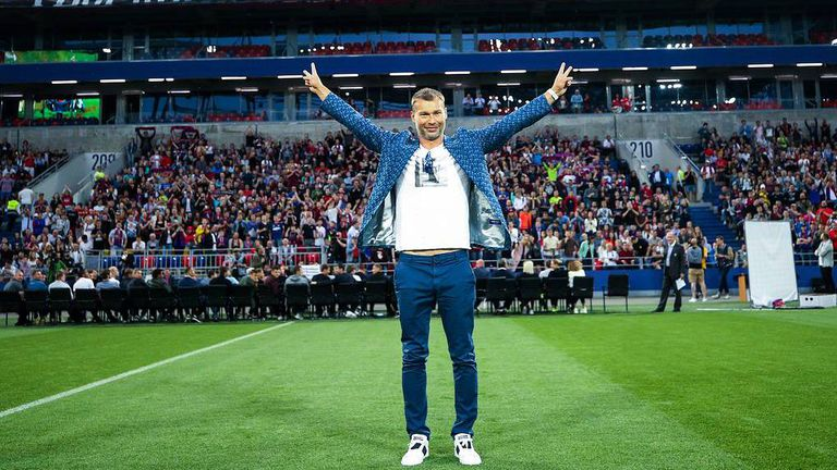 Березуцки напуска ЦСКА (Москва), за да се присъедини към Краснодар