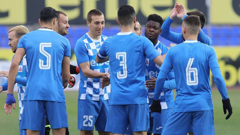 Орела обяви групата на Монтана за мача с Локо (Пловдив)