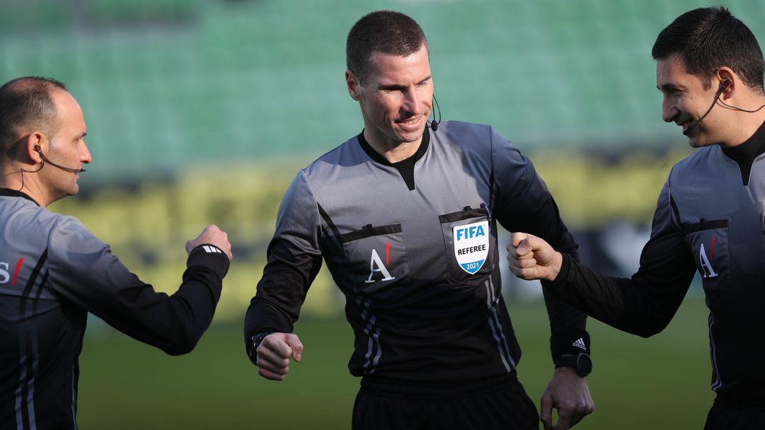 Кабаков и Маргаритов с трети наряд на Евро 2020