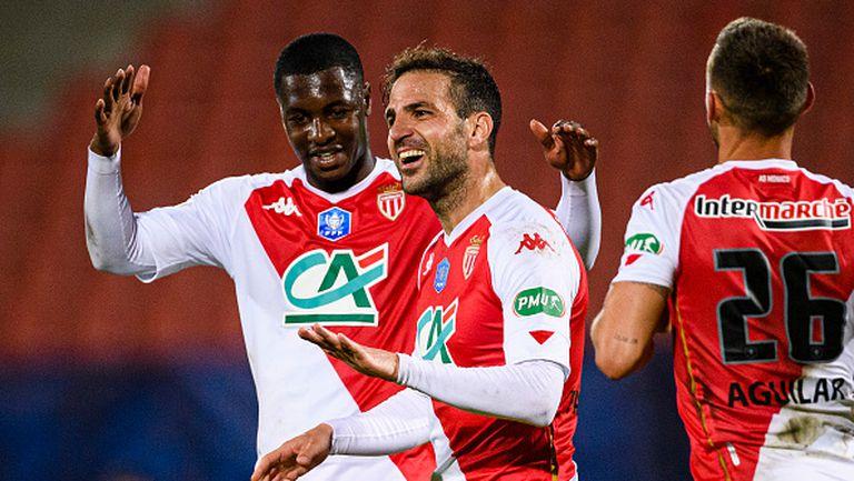 Монако разби четвъртодивизионен с 5:1 и ще играе на финал срещу ПСЖ
