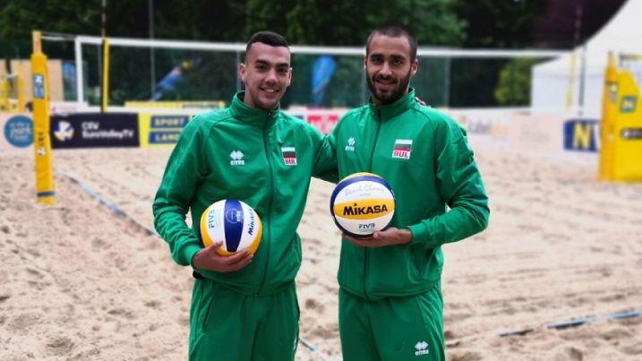 България стартира на Eвропейското по плажен волейбол за мъже под 22 години
