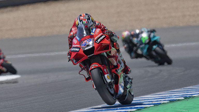 Джак Милър спечели първата тренировка за ГП на Франция в MotoGP