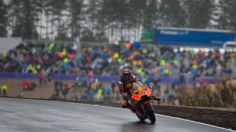 Гран При на Финландия в MotoGP бе отменено