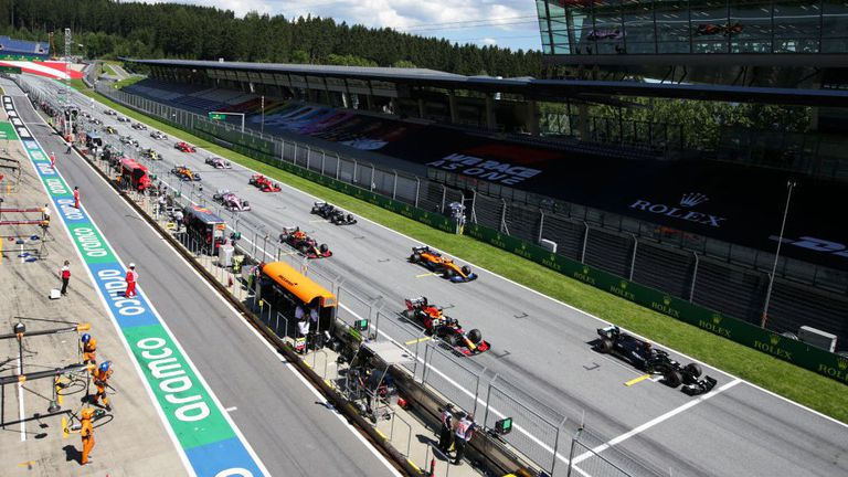 Нови промени в календара на Формула 1 за 2021